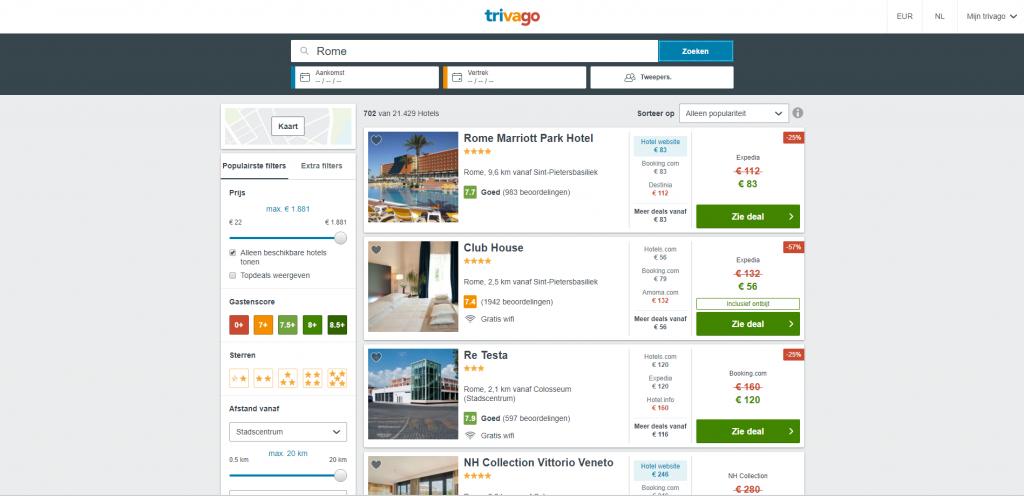Goedkope Citytrips Ontdek 12 Reiswebsites Met Goede Prijs Kwaliteit